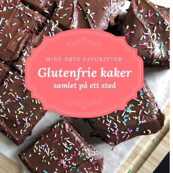Forside glutenfrie kaker